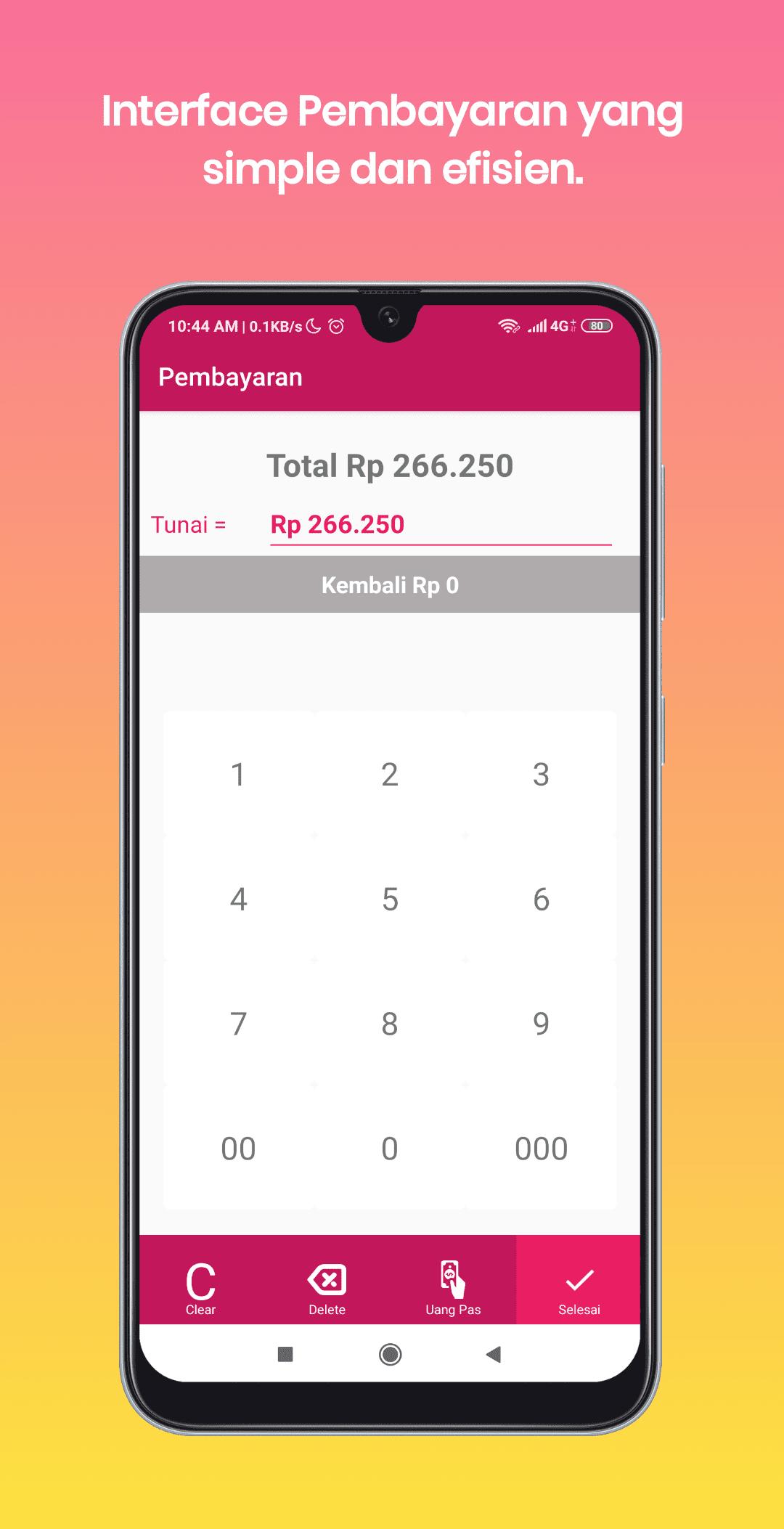 Aplikasi Penjualan Berbasis Android Banjarnegara