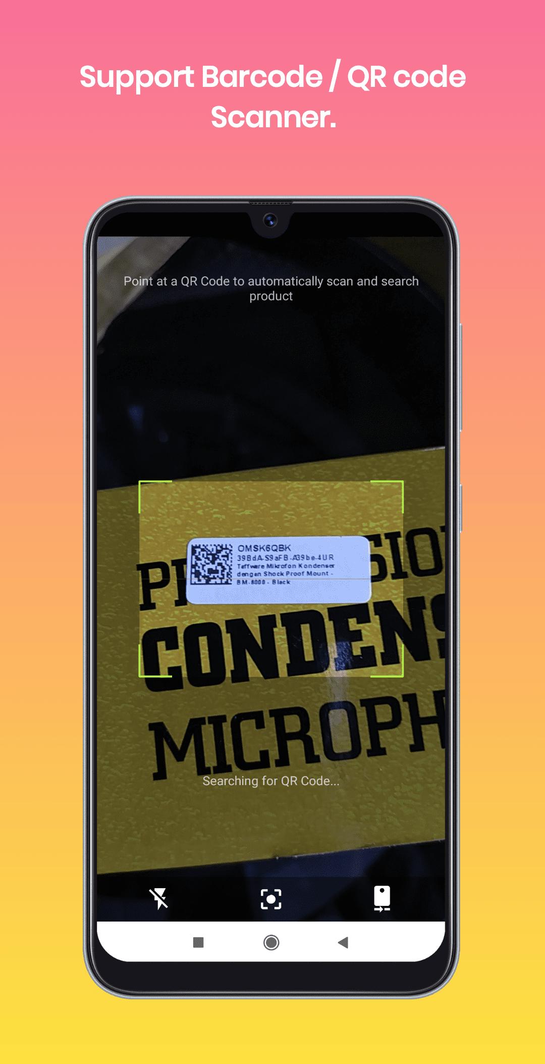 Aplikasi Penjulan berbasis Android Banjarnegara