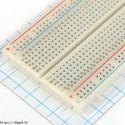 Gambar 2 Breadboard mini 8.5x5.5 cm 400 titik lubang arduino