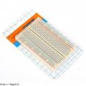 Gambar 3 Breadboard mini 8.5x5.5 cm 400 titik lubang arduino